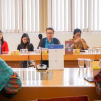 Universitas Kristen Maranatha menyambut baik kemungkinan kerja sama dengan Universitas Bina Bangsa Banten