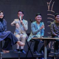 Alumni membagikan pengalaman mereka saat kuliah